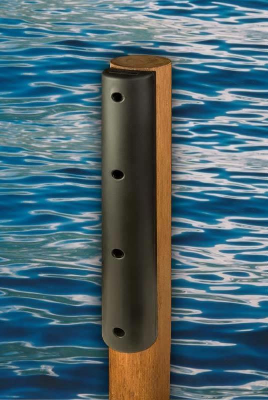 Piling Boat Dock Bumper 4.5Hx2.25Dx60L (8-14 diameter poles)
