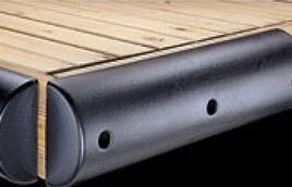 Flat Dock Bumper 10Hx5.25Dx36L